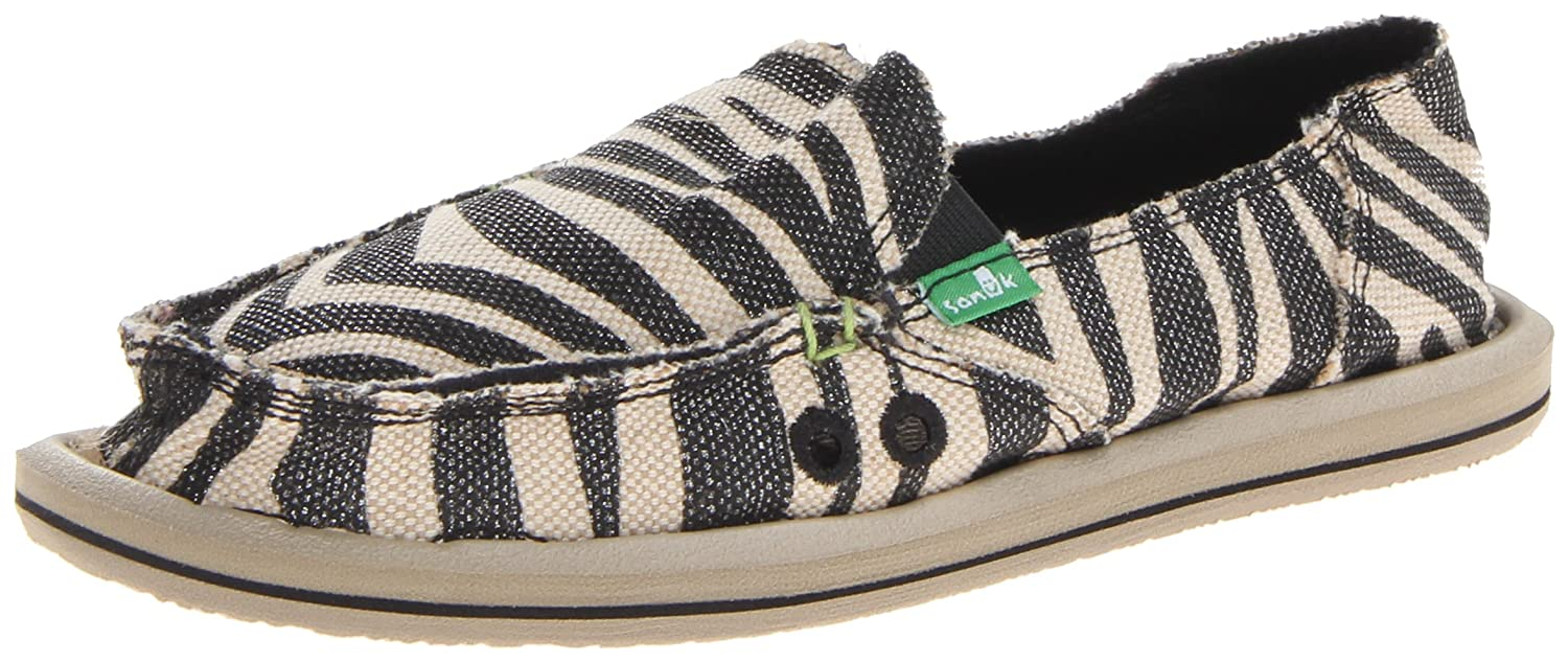 Sanuk Women s On The Prowl Flat 95cc6dd9f