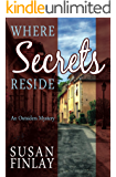 Where Secrets Reside (The Outsiders Book 2)