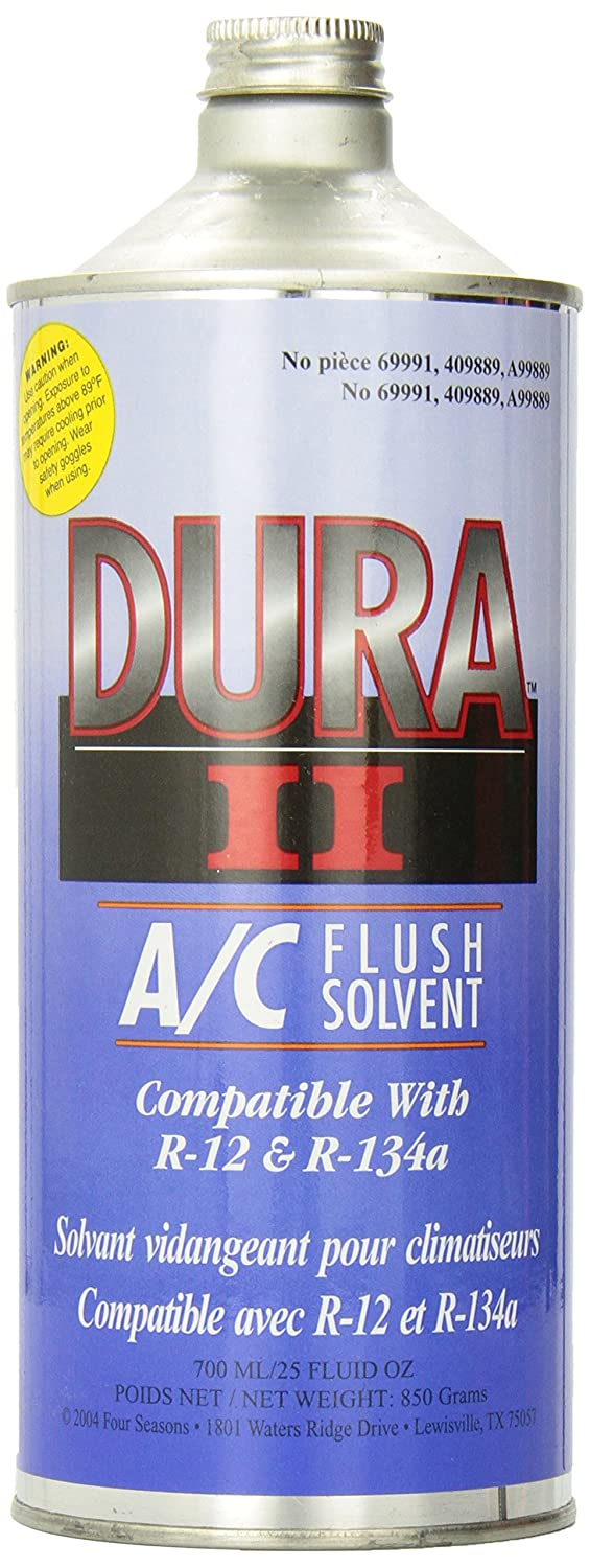Four Seasons 69991 Dura II Flush Solvent - 1 Qt