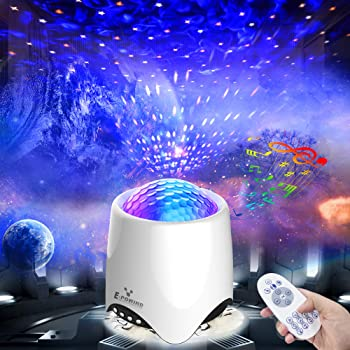E-POWIND Starry Night Light Projector with Voice Control