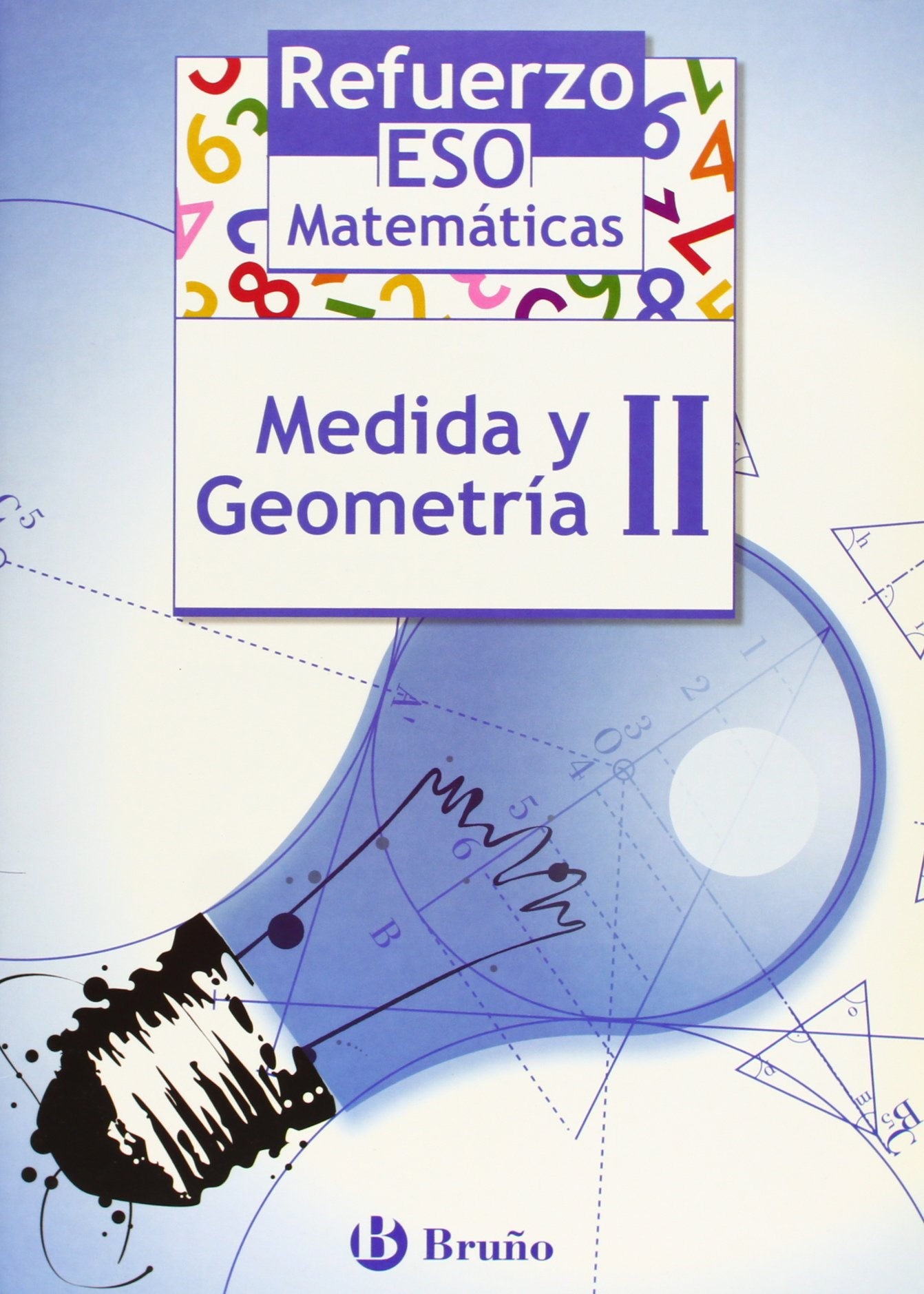 Download Refuerzo Matematicas ESO Medida y geometria/ Strengthening Mathematics Measurement and Geometry (Spanish Edition) ebook