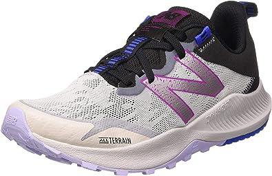 New Balance Nitrel v4 Trail, Zapatillas para Carreras de montaña para Mujer, Aluminio Ligero, 38 EU: Amazon.es: Zapatos y complementos