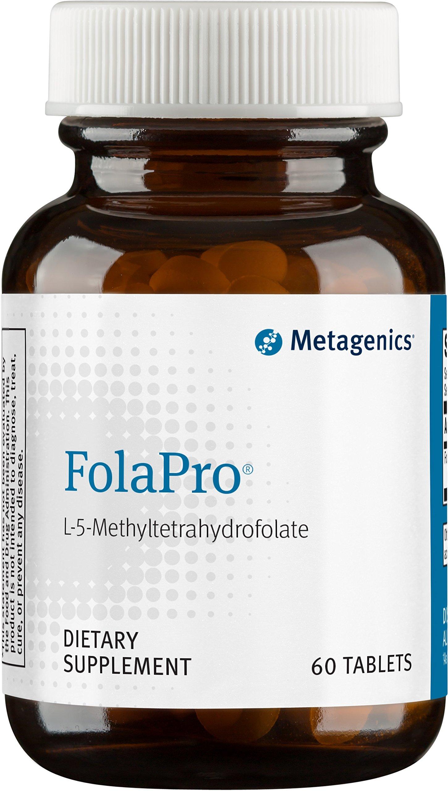 Metagenics - FolaPro, 60 Count