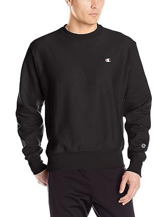Amazon.com  Champion LIFE Men s Reverse Weave¿ Crew  Clothing 918f9b7fba3