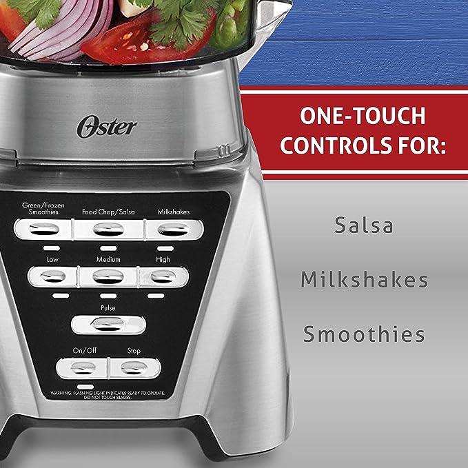 Oster BLSTMB-CBF-000 - Robot de cocina: Amazon.es: Hogar