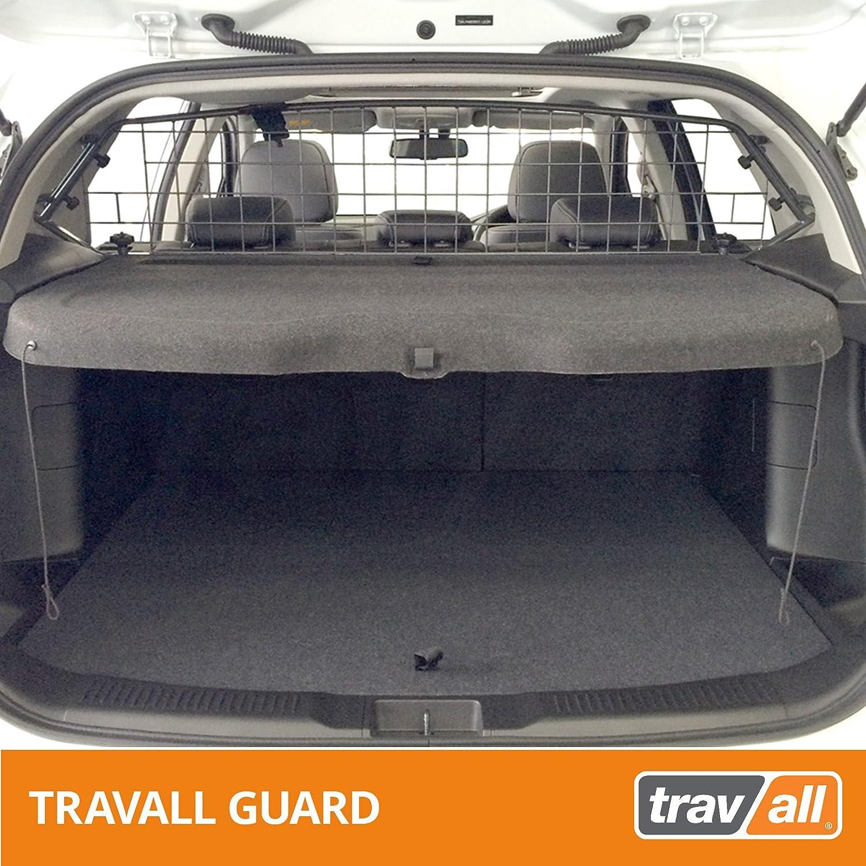 Travall® Guard Hundegitter TDG1449 – Maßgeschneidertes Trenngitter in Original Qualität