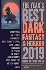 The Year's Best Dark Fantasy & Horror, 2019 Edition Kindle Edition