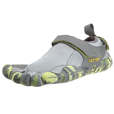 uk availability 90b87 3db0d Vibram Five Fingers Mens Flow Grey Camo M135-41eu 7.5UK  Amazon.co.uk   Shoes   Bags