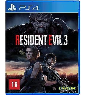 Jogo Resident Evil 3 Remake - Playstation 4 - Sieb