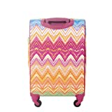 Macbeth Collection Women's Chevron 21 inch