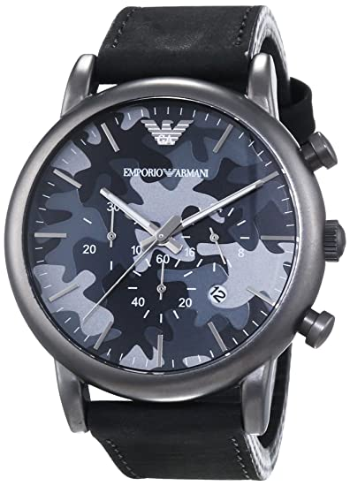 1edc6b462d2e ARMANI LUIGI Reloj hombre AR1816  Amazon.com.mx  Relojes