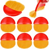 8 Pieces Mod Podge Brushes Paint Brush Applicator Artist Drawing Brush for Gesso, Varnishes, Oil Paint, Acrylic Painting, Wat