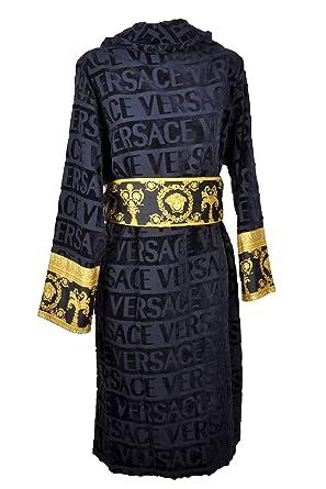8aef5a6a1c Versace Peignoir Barocco Peignoir de Bain Accappatoio Déshabillés ...