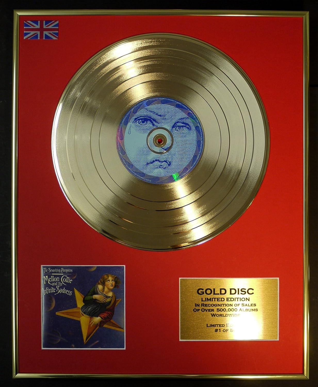 THE SMASHING PUMPKINS/EDIZIONE LTD CD DISCO D'ORO/DISCO/MELLON COLLIE AND THE ... Everythingcollectible D0-21K4-DFM0