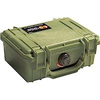 Pelican 1120 Case with Foam (Camera, Multi-Purpose) - OD Green