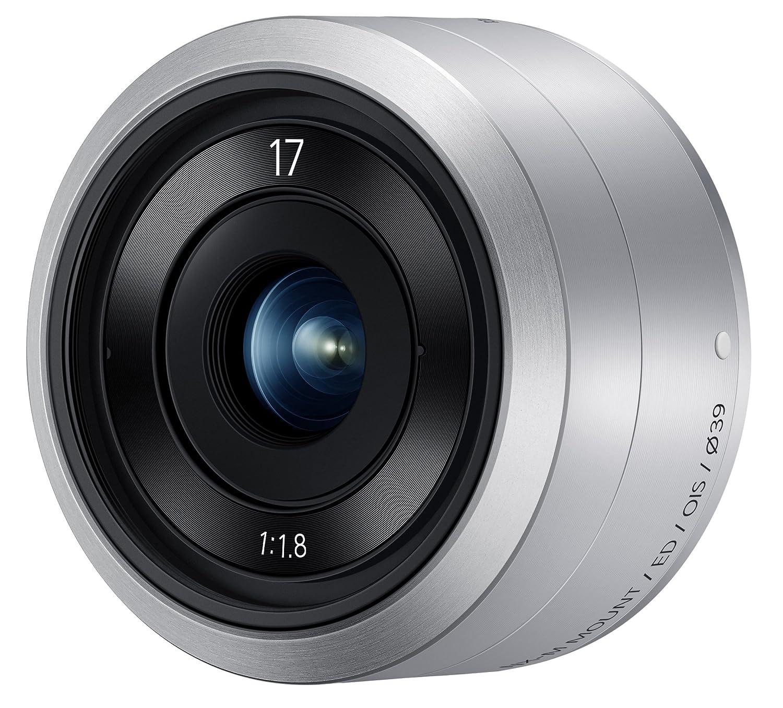 Samsung ex-yn17zzzasus 17 mmレンズfor NX Mini (シルバー)   B00J3BRY38