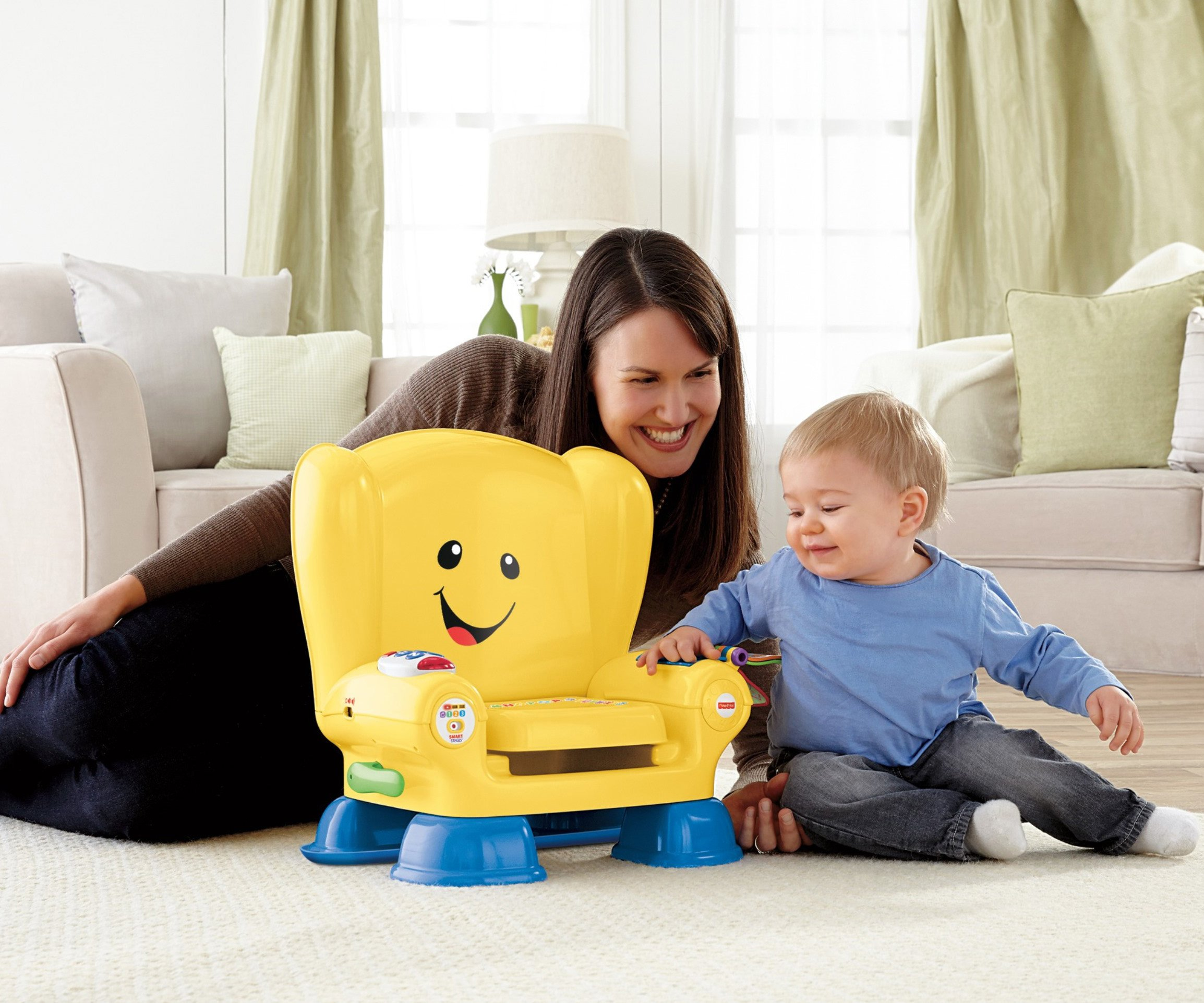 Fisher-Price Laugh & Learn Smart Stages Chair by Fisher-Price (Image #8)