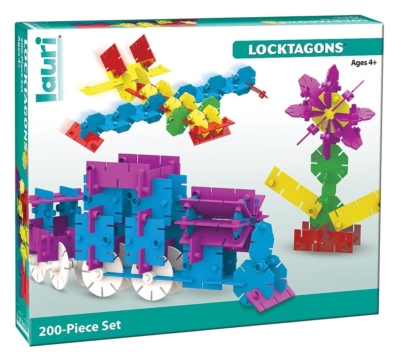 Lauri Toys Locktagons 2605