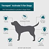 TevraPet Activate II Flea and Tick Prevention for