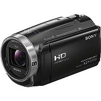 Filmadora HDR-CX675 BK FHD/30X/Wifi, Sony 123466, Preto