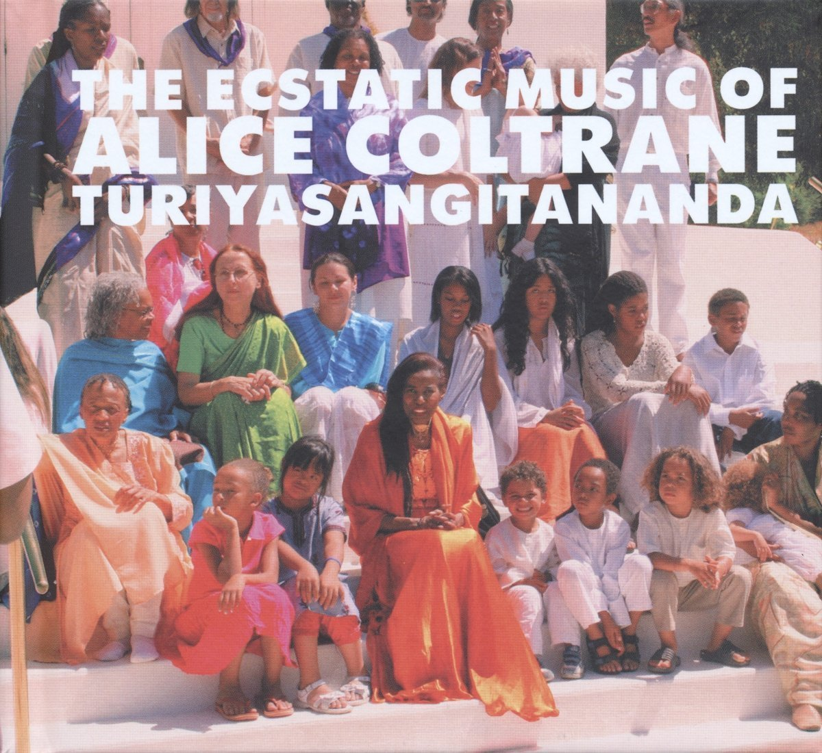 Cassette : Alice Coltrane - World Spirituality Classics 1: Ecstatic Music (Digital Download Card)