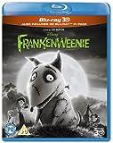 Frankenweenie (Blu-ray 3D) [Region Free]