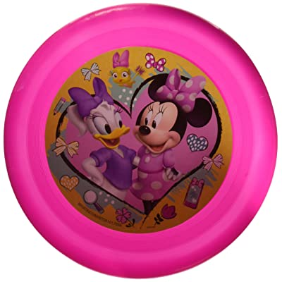 Disney Minnie Mouse Flying Disc: Toys & Games
