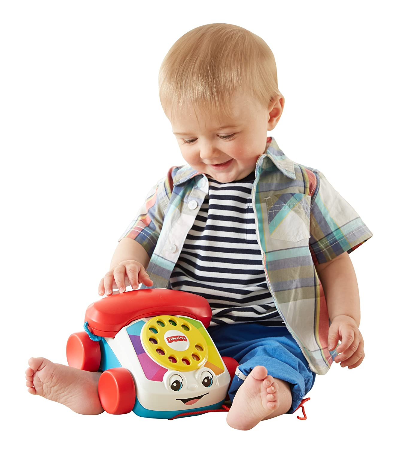 .95 Only Fisher-Price Classic Chatter Telephone Was .99