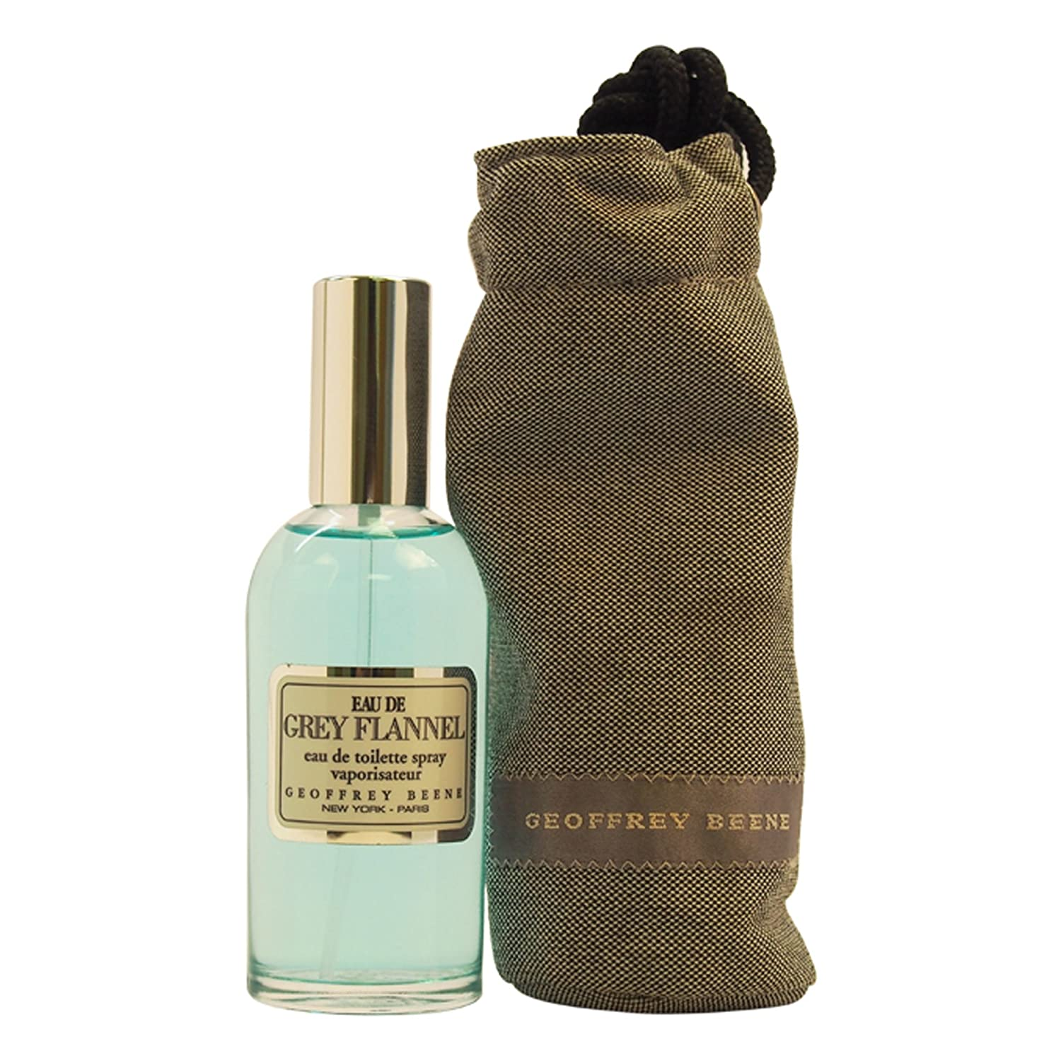 Eau De Grey Flannel By Geoffrey Beene For Men. Eau De Toilette Spray 4 Ounces 99 Perfumes CA Dropship 116669