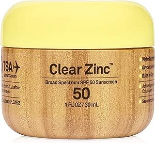 product image for Sun Bum Unisex Clear Zinc Spf 50, Clear, 1OZ