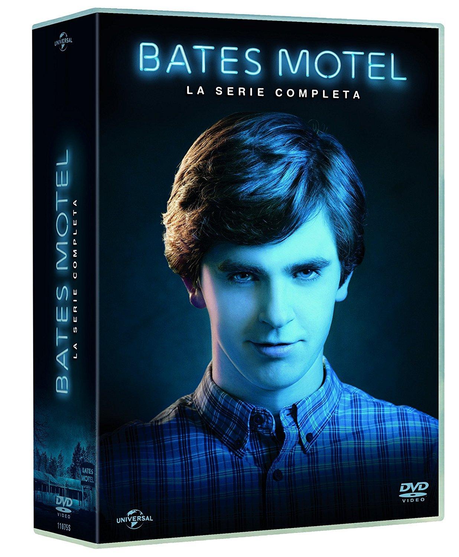 Bates Motel - Temporadas 1-5 (Serie Completa) [DVD]: Amazon.es ...
