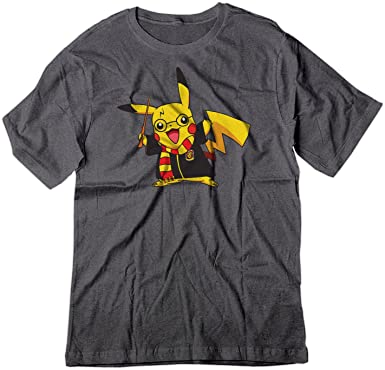 2c162564 Amazon.com: BSW Youth Pikachu Potter Harry Potter Shirt: Clothing