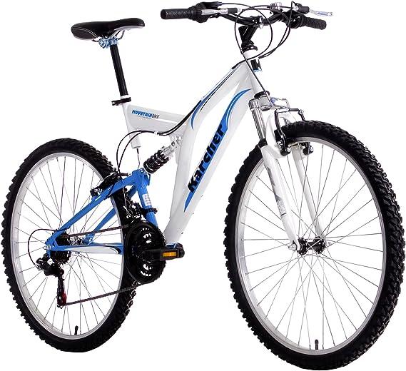 Karcher 280101 - Bicicleta de montaña, Talla L (173-182 cm) Talla ...