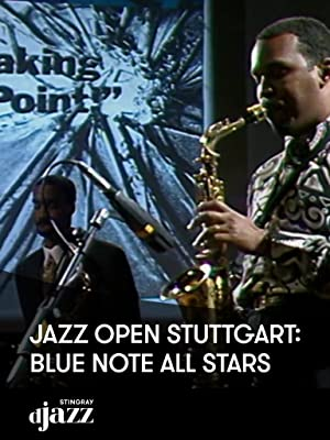 Amazon Com Jazz Open Stuttgart Blue Note All Stars Tim Hagans
