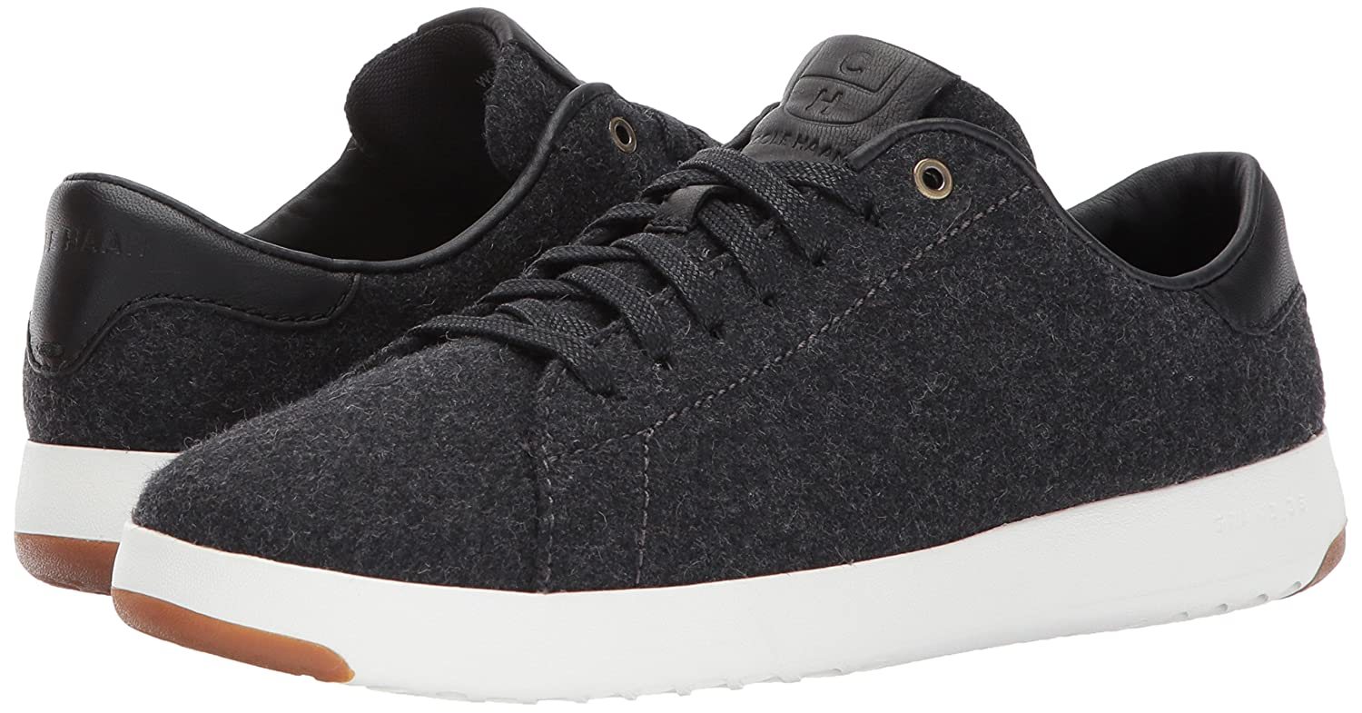 Cole Haan Womens GrandPro Tennis Leather Lace OX Fashion Sneaker