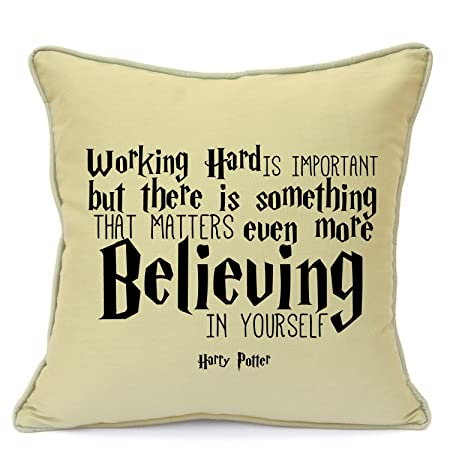 Presents Gifts For Young Girls Boys Teens Harry Potter Lovers Fans Birthday Christmas Xmas Working Hard Believing In Yourself Inspiring Motivating