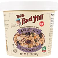 Bob's Red Mill Muesli Cup (Old Country, 12)