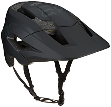 Fox Metah Solids - Casco - Negro Contorno de la Cabeza XL/2XL|59