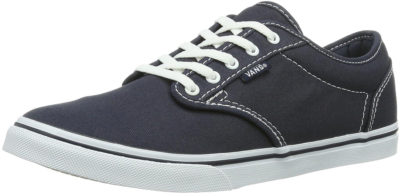 Vans Atwood Low - Zapatillas 40.5 EU|Azul (Canvas Nvy/Wht 4k1)