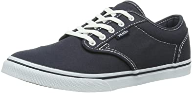 vans atwood low mens white