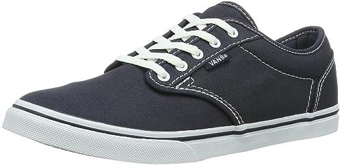 chaussure vans bleu femme