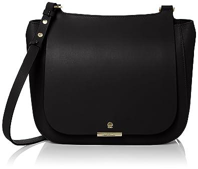 74e592e370ff Modalu Womens Margot Cross-Body Bag Black  Amazon.co.uk  Shoes   Bags