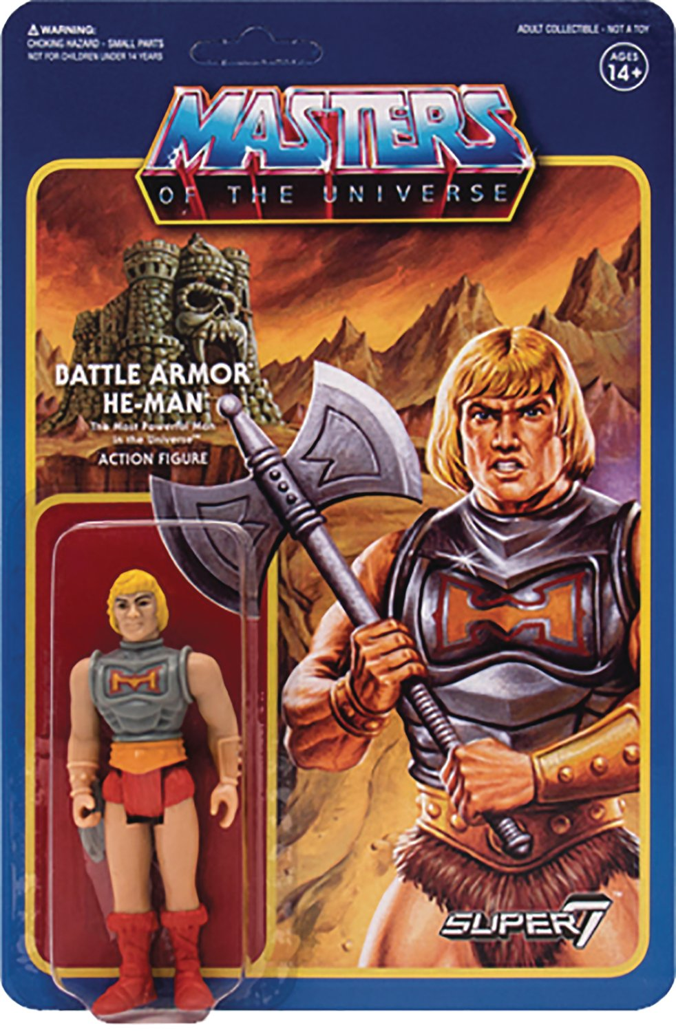 Lot of 1980/'s He-Man Master of the Universe MOTU WAVE 3 FIGURES YOU PICK!