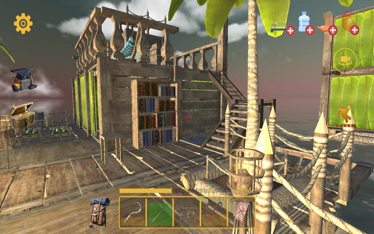 Amazon Com Raft Survival Multiplayer Online Appstore For Android