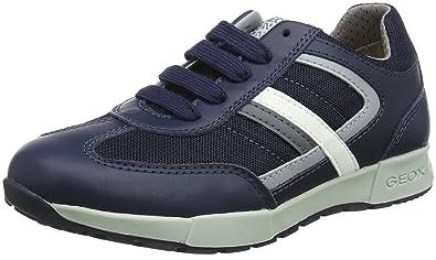J GarçonChaussures Et BSneakers Sacs Alfier Basses Geox wmNnv08