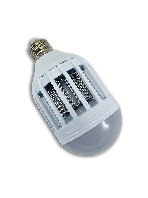Amazon.com : Buzz Kill Bug Zapper LED Bulb - Day-Bright - Gnat ...