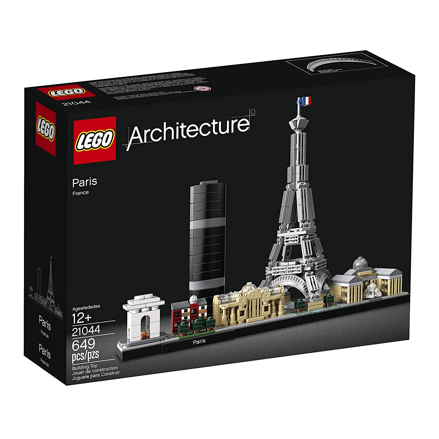 Top 5 Best LEGO Eiffel Tower Sets Reviews in 2020 3