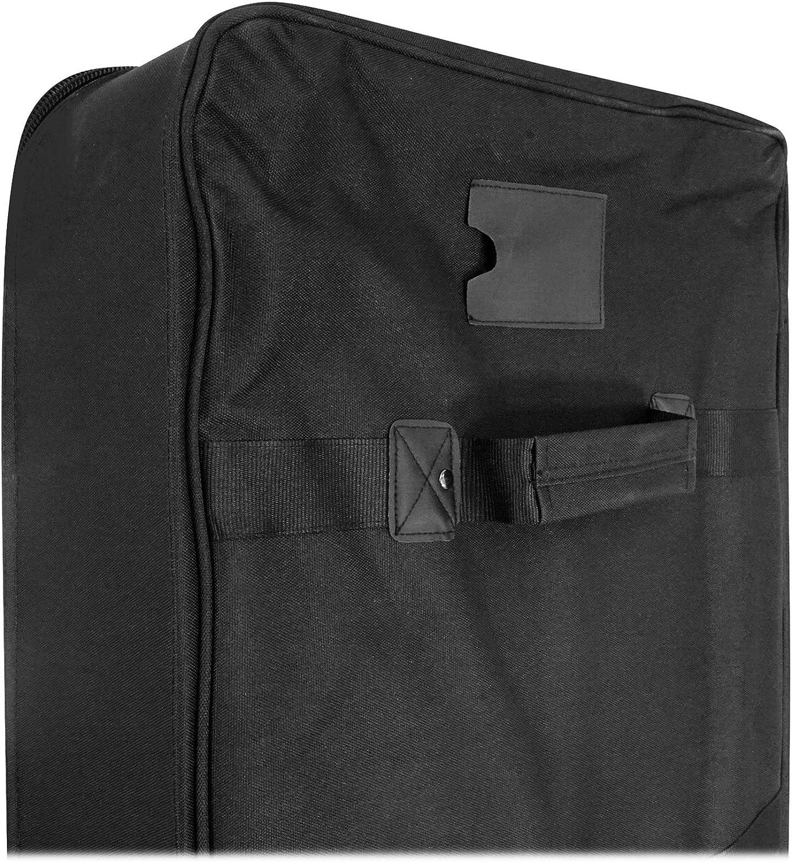 Rockville 88 Key Slim Padded Rigid Keyboard Gig Bag Case For NORD Stage 88