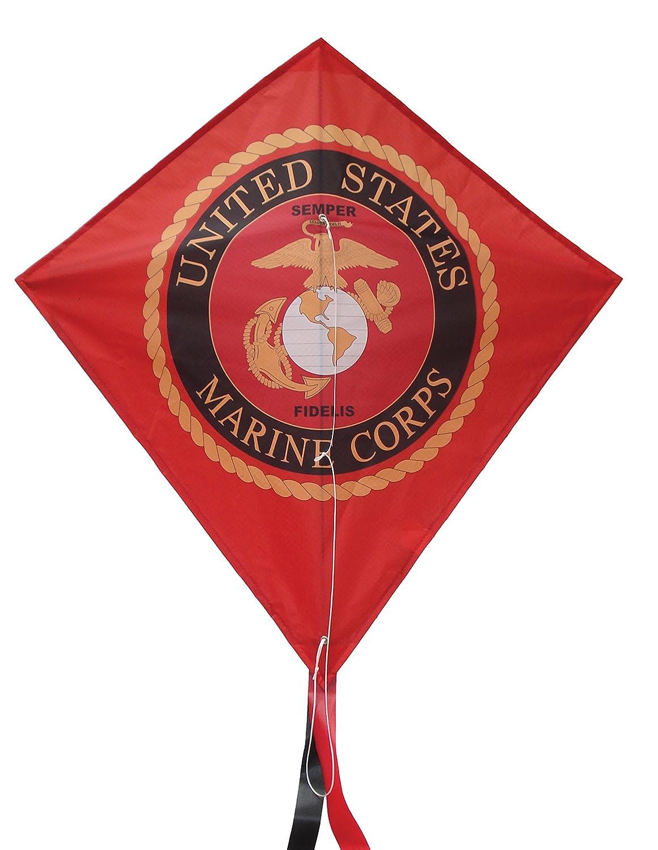 Army Logo Diamond Kite 28-Inch 2929 In the Breeze U.S