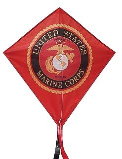 Breeze In The U.S. marine Corps Diamond Kite, 71,1cm 1cm In the Breeze 2930